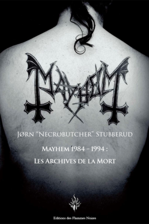 Mayhem archives livre
