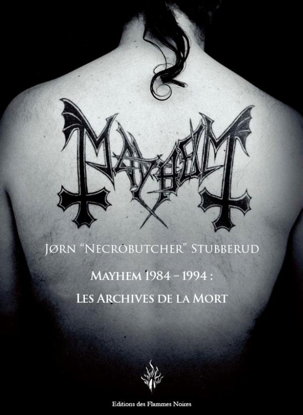 Mayhem archives livre