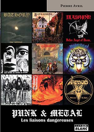 Punk et metal pierre avril