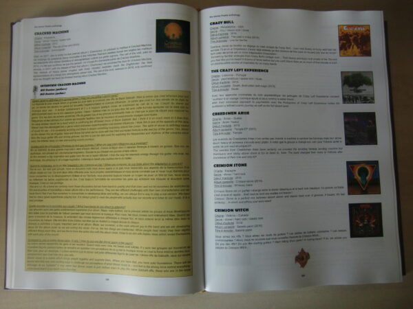 Intérieur Stoner Freaks Anthology